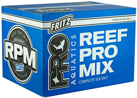 Fritz Aquatics 80251 4 Pack Reef Pro Mix Complete Marine Salt 50 Gallon