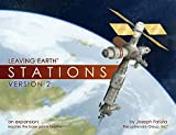 Board Games Lumenaris Leaving Earth - Stations (2nd Edition)