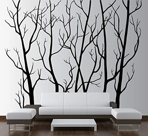 The HUGE Loving Tree Birds II wall stickers Decal Removable Art Vinyl Decor DIY