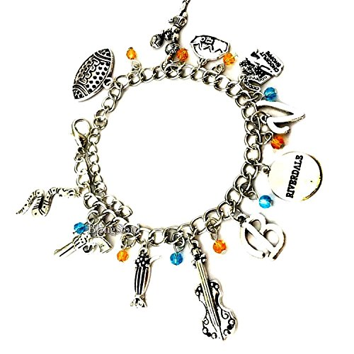 River Bracelet Jughead Jewelry Gifts - Mother Day Bracelets - River Jughead Merchandise For Women]()