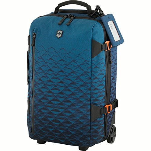 (Victorinox Vx Touring Wheeled Global Carry On, Dark Teal)