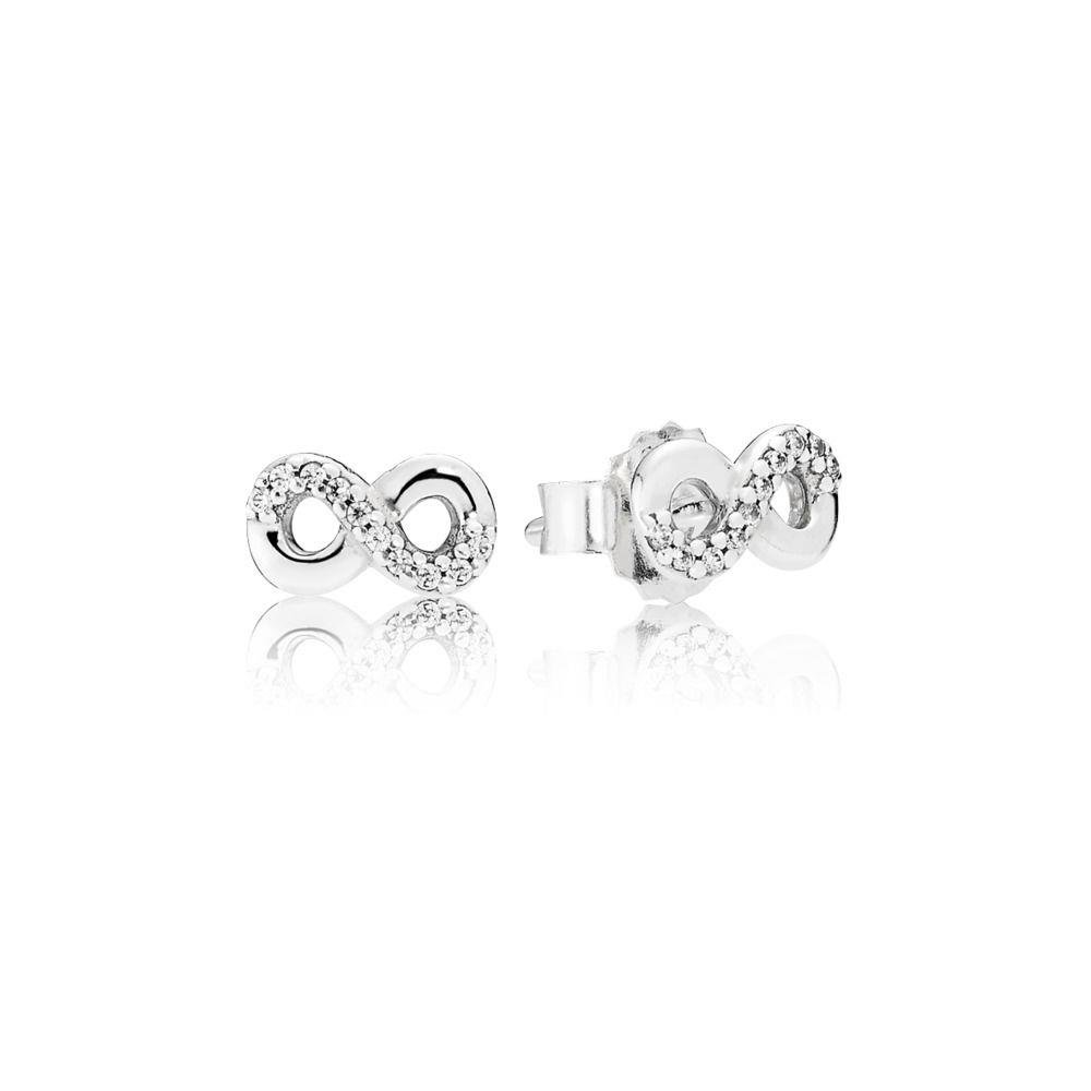 Women Silver Stud Earrings - 290695CZ