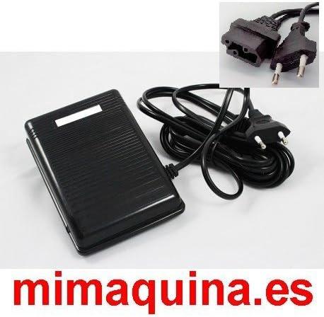 mimaquina.es Pedal ELECTRICO para Maquina DE Coser LERVIA ...