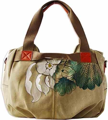 432b9ea72eca Shopping Canvas - Yellows - Shoulder Bags - Handbags & Wallets ...