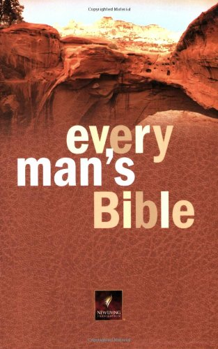 Every Man's Bible NLT (Every Man's Series)