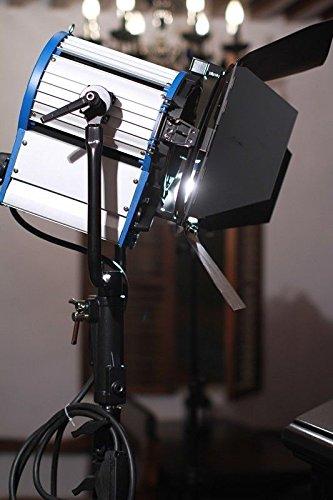 2000W Fresnel Tungsten Spotlight + 2000 Watts Bulb Studio Film ()