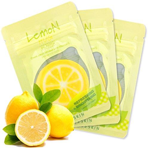 Lemon Hug Oil Vitamin C Cheek Patch [It