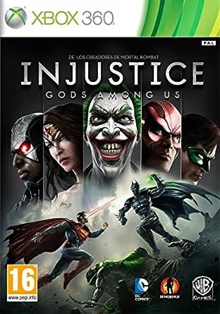 Injustice Gods Among Us Microsoft Xbox 360 Amazon Es Videojuegos