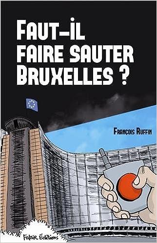 Livre Faut-il faire sauter Bruxelles ? : Un touriste enquête pdf
