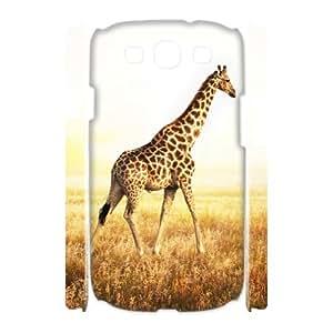 ANCASE Giraffe 2 Phone 3D Case For Samsung Galaxy S3 I9300 [Pattern-1]