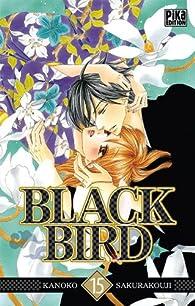 Black Bird, tome 15 par Kanoko Sakurakouji