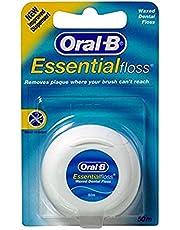 Oral-B Essential Dental Floss Regular 50 m 96171 (Pack of 6)