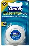 Oral-B Fil dentaire ciré Essentialfloss 50M (Lot de 6)
