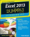 Excel 2013 ELearning Kit for Dummies, Faithe Wempen, 1118493044
