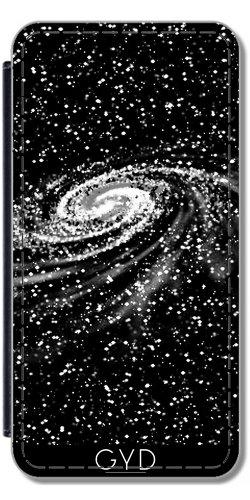 Funda Carcasa Cubierta de PU Cuero para Huawei P10 - Galaxia by hera56