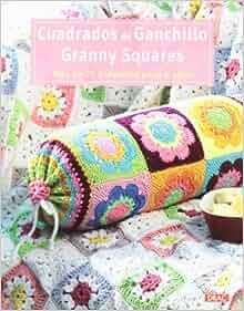 Amazon.com: Cuadrados de ganchillo / Granny Squares: Más de ...
