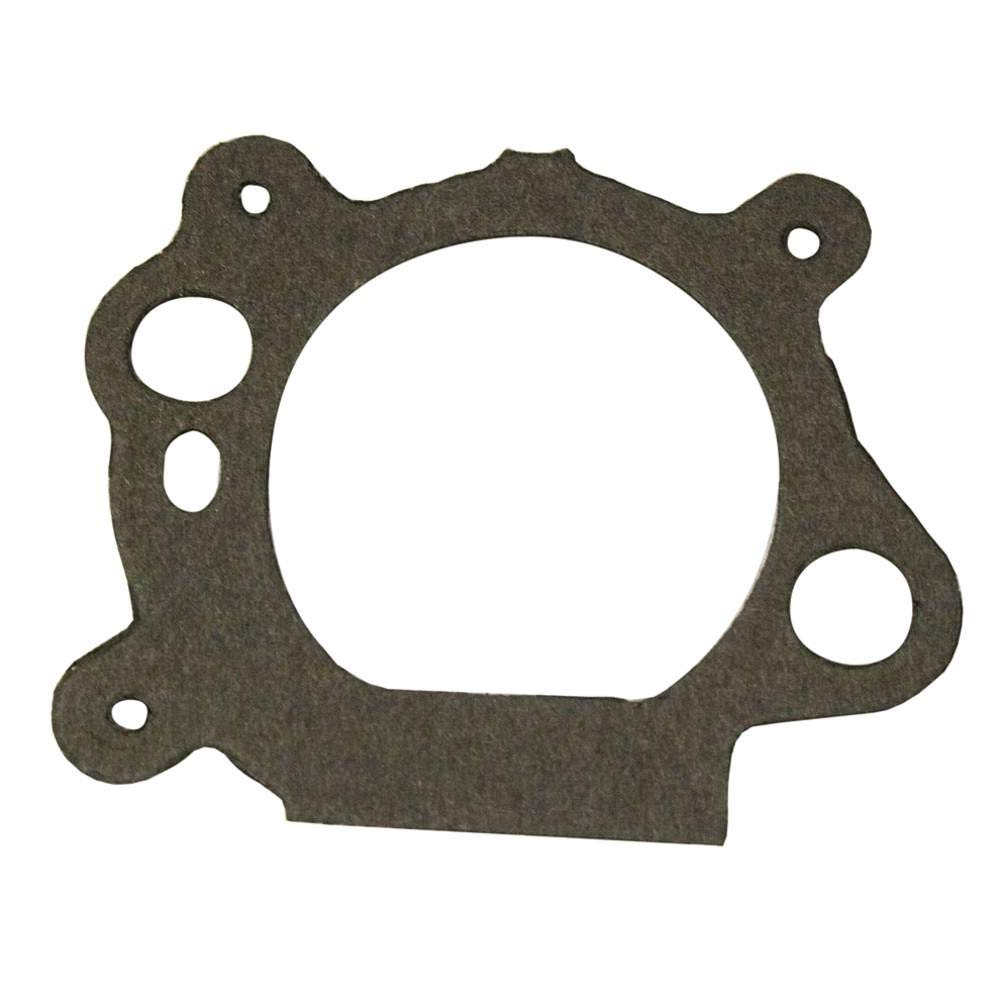 Stens 485-023 Air Cleaner Gasket, Replaces Briggs & Stratton 795629,Gray