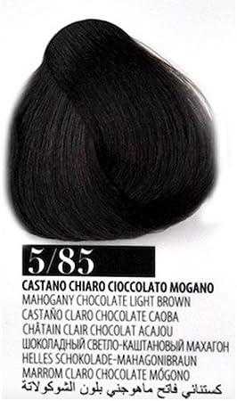 Tinte Perro, 5/85 castaño claro Chocolate Caoba farmagan A ...