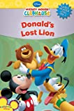 Donald's Lost Lion, Susan Ring, 1423109848