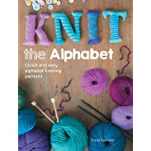 F&W Media David and Charles Books, Knit The Alphabet