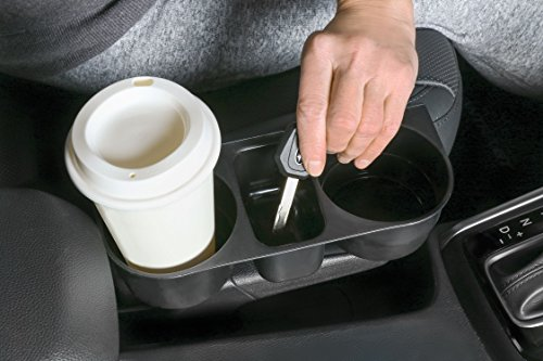 Car Seat Toys >> Seat Wedge Cup Holder for Car - 2 Beverage Drink Holder Insert Fits in Gap Between Auto Seat and ...