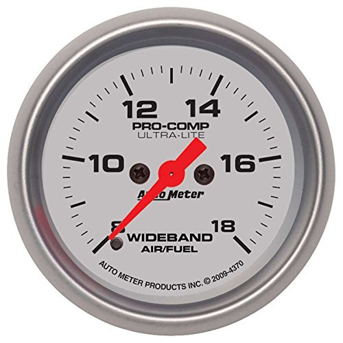 Auto Meter 4370 Ultra-Lite Wide Band Air Fuel Ratio (Wide Band Air Fuel Ratio)