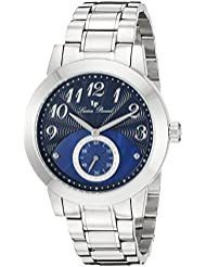 Lucien Piccard Womens LP-40002-33 Garda Analog Display Quartz Silver Watch