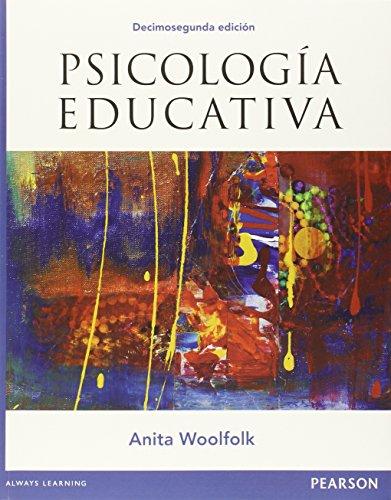 PSICOLOGIA EDUCATIVA / 12 ED.