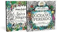 Coleção Selva Mágica + Oceano Perdido