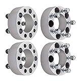 "UCS Set of 4 Pcs Jeep 2"" Wheel Spacers Adapters 5x4.5 Wrangler TJ, YJ, XJ, KJ, KK, ZJ, MJ"
