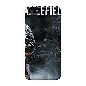 Personality customization Iphone 5/5s Unique Case Cover Battlefield 3 2011 At PLUS6A case