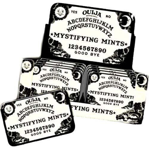 Candy Tin Ouija Mystifying Mints 1.5 oz by Boston - Boston Mall Shopping