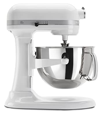KitchenAid KP26M1XWH 6-Qt. Professional 600 Series