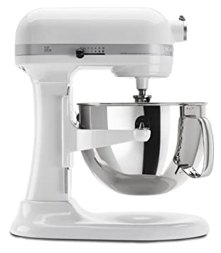 Attractive KitchenAid KP26M1XWH 6 Qt. Professional 600 Series Bowl Lift Stand Mixer    White