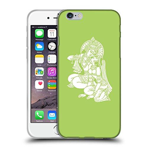 """GoGoMobile Coque de Protection TPU Silicone Case pour // Q09570628 Hindou 11 poule // Apple iPhone 6 PLUS 5.5"""""""
