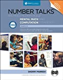 Number Talks Common Core Edition, Grades K-5, Sherry Parrish, 1935099655