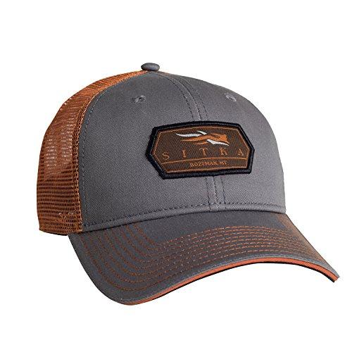 SITKA Gear Meshback Trucker Cap Woodsmoke One Size Fits All