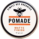 Oil Cleansing Gritty - Organic Pomade - Matte Finish