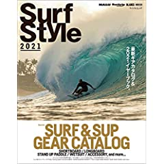 Surf Style 最新号 サムネイル