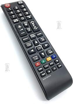 IFINGER Mando para TV Samsung UE24H4003AW UE24H4003AWXXC Television New: Amazon.es: Electrónica