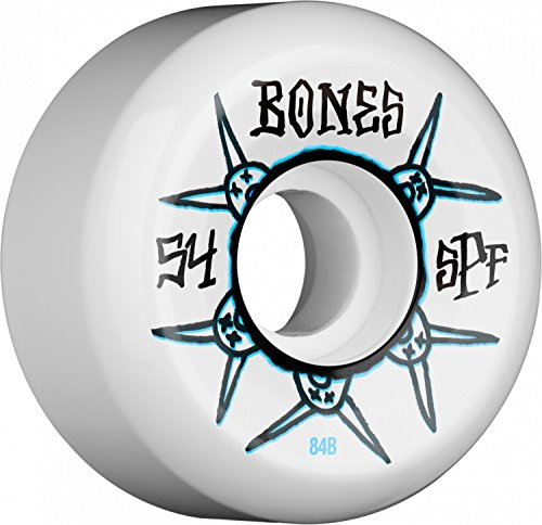 Bones Wheels Ratz 56mm Skatepark Formula Skateboard Wheels 84B [P5]