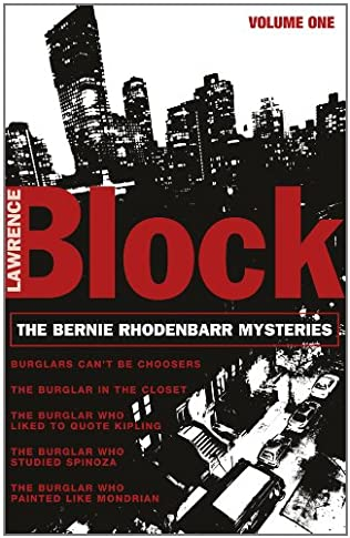 book cover of The Bernie Rhodenbarr Mysteries