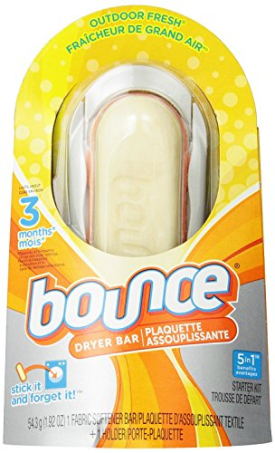 Bounce 3 Month Outdoor Fresh Dryer Bar 1.92 Oz - Pack of 2