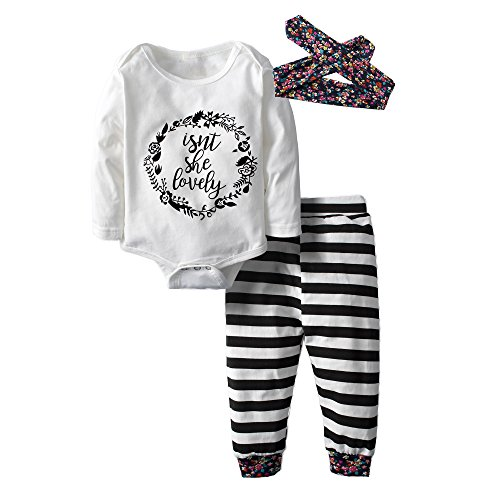 3 Piece Baby Outfit - 5