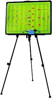 Lmzyan Pièces Magnétiques D'échecs Magnétiques De Conseil D'entraîneur De Support De Football, Pliable De Haute Qualité Avec Le Sac 61 * 45Cm