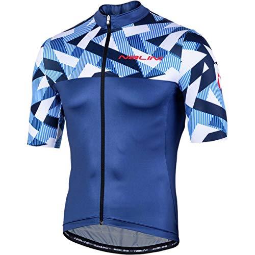 Nalini AIS Centenario 2.0 Short-Sleeve Road Bike Jersey - Men s Dark Blue 80479d096