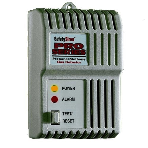 Safety Siren Pro Series Combustible Gas Detector (HS80501)