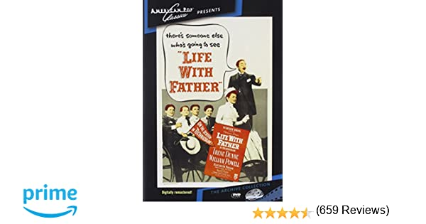 ac87fc25f7fd Amazon.com: Life With Father: Powell, Dunne, Taylor: Movies & TV
