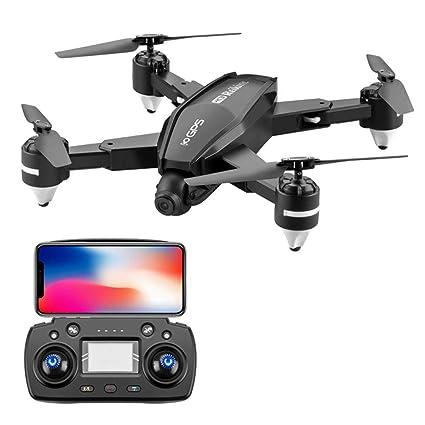 Drones con Camara GPS Regreso a casa Quadcopter con Sígueme ...