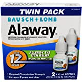 Alaway Antihistamine Eye Drops, 0.68 fl oz (Pack of 1)
